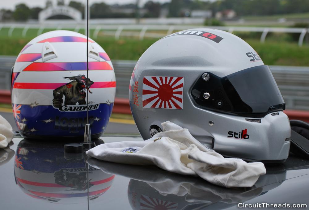 Helmets Sandown WRXMAS