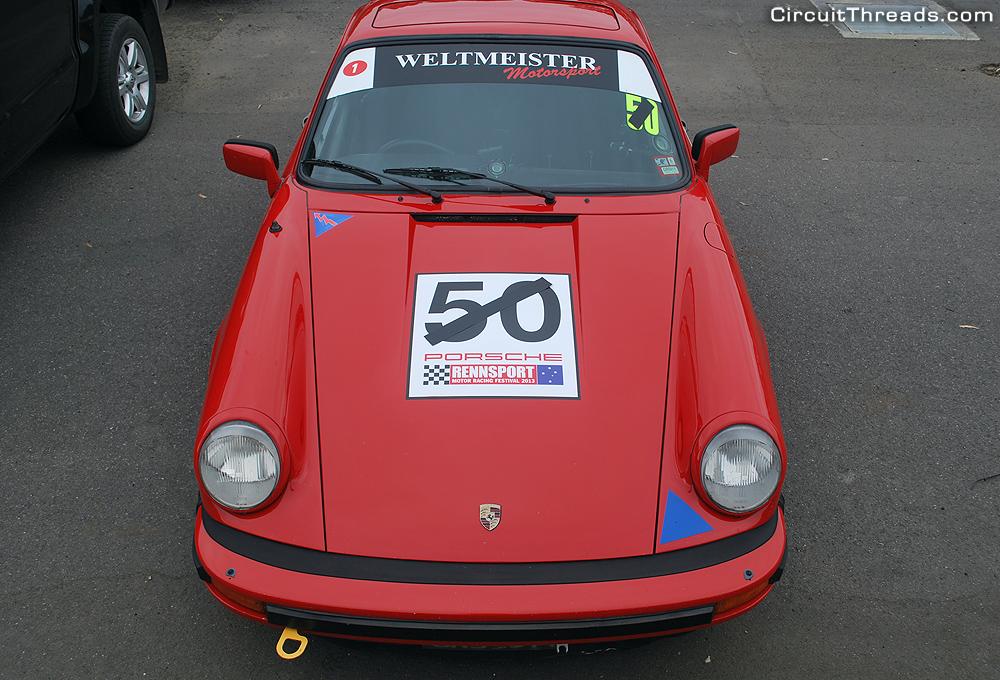 Porsche Sandown WRXMAS