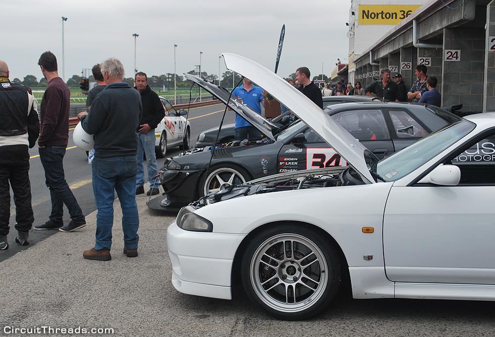 GTR Sandown WRXMAS