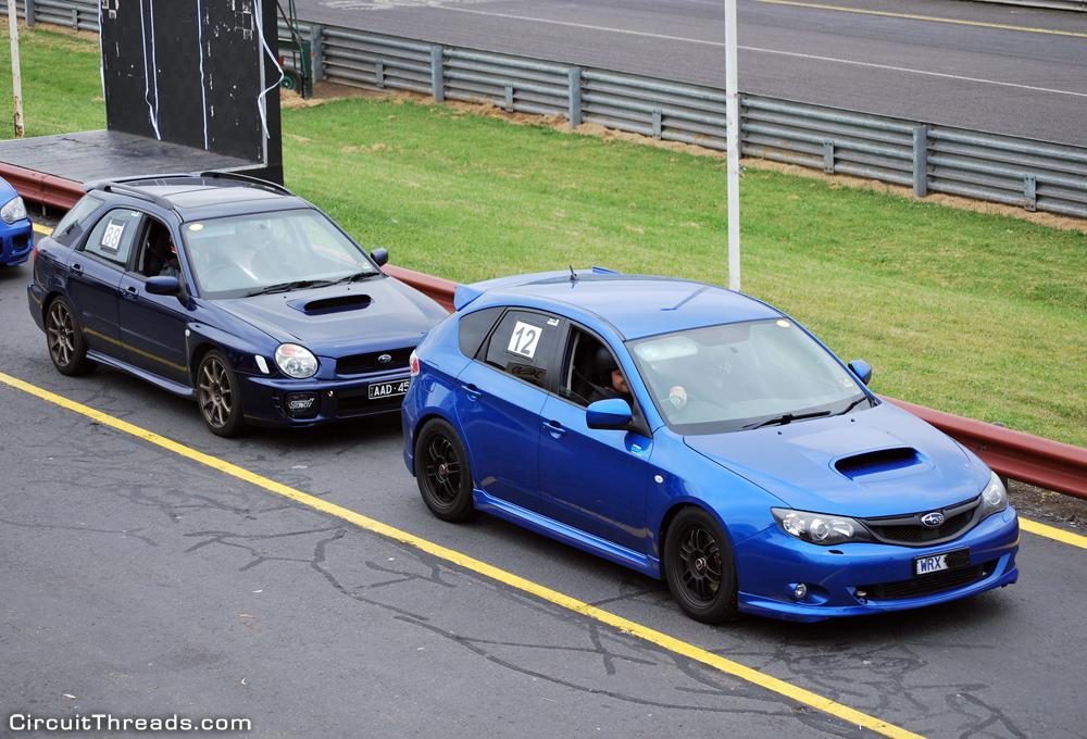 Subaru WRX  Sandown WRXMAS