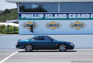 Phillip Island SAU & WRX - Nissan 200sx s14