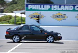 Phillip Island SAU & WRX - Black WRX