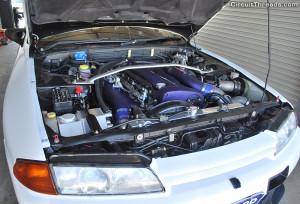 Phillip Island SAU & WRX - Nissan R32 GTR Engine
