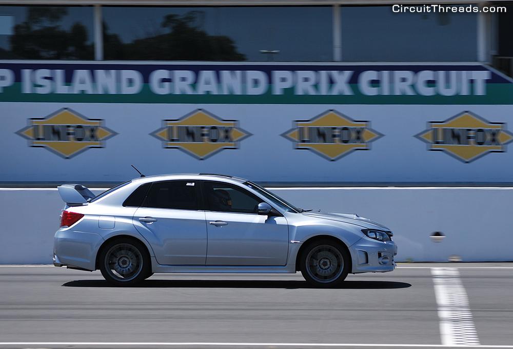 Phillip Island SAU & WRX - Impreza Sedan