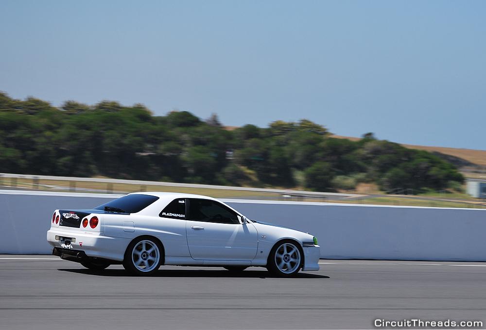 Phillip Island SAU & WRX - Nissan Skyline R34 GTT