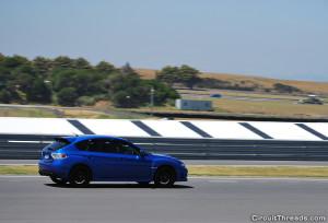 Phillip Island SAU & WRX - Impreza WRB Hatch