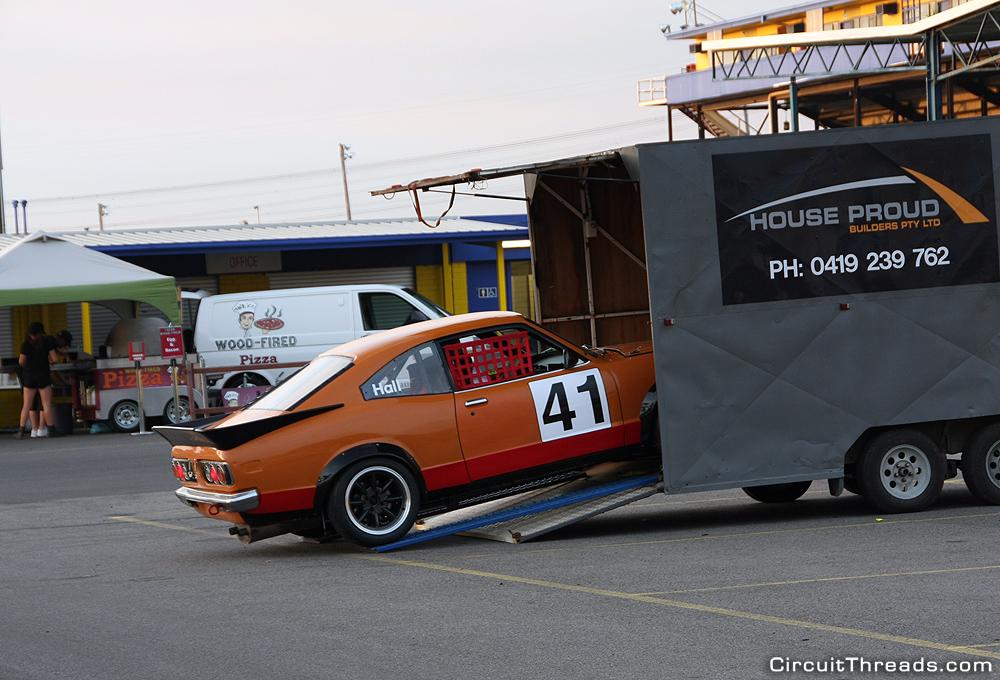 WRX SAU Calder Park Mazda