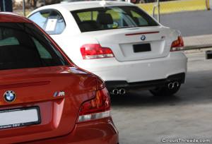 WRX SAU Calder Park BMW 1M