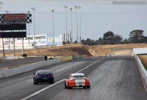WRX SAU Calder Park GTR v Porsche