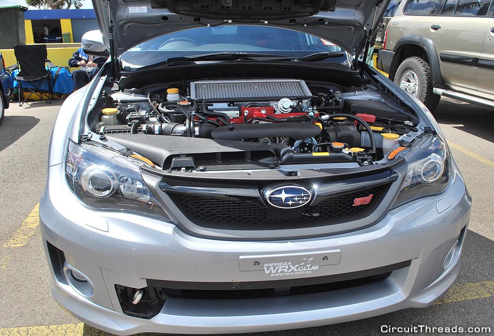 WRX SAU Calder Park WRX Engine