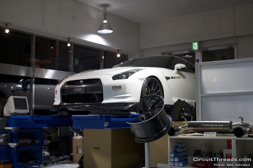 Powerhouse Amuse R35 GTR