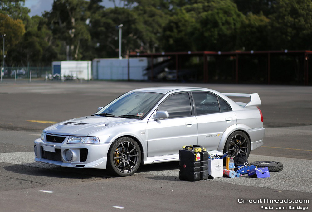 Sandown Evo