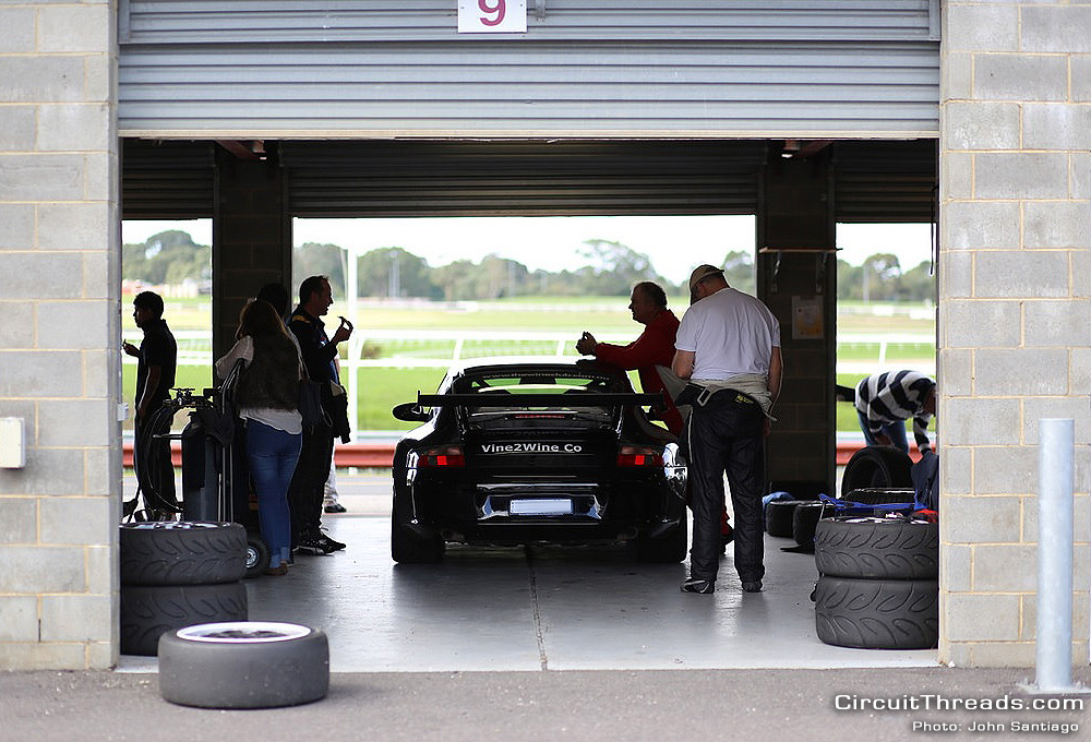 Sandown Porsche Garage