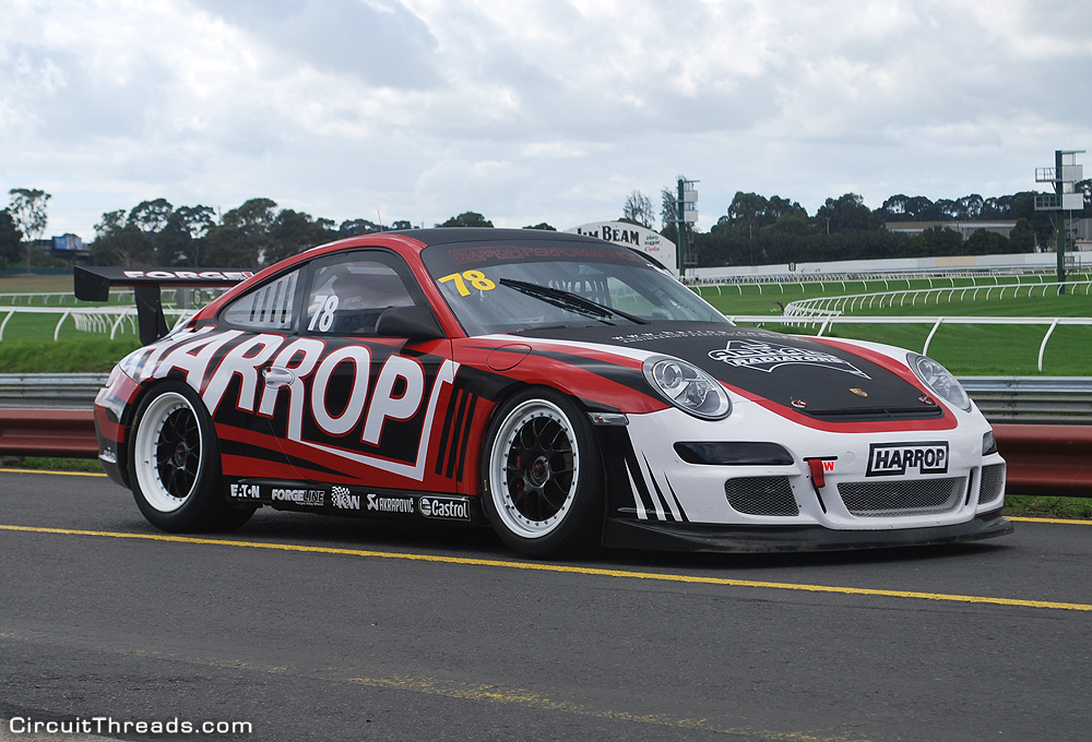 Sandown Harrop Porsche