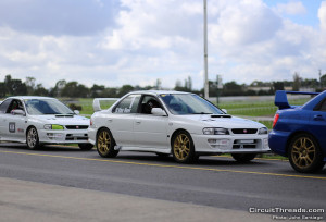 Sandown White WRX