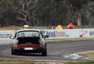 SAU WRX Winton Porsche 911SC