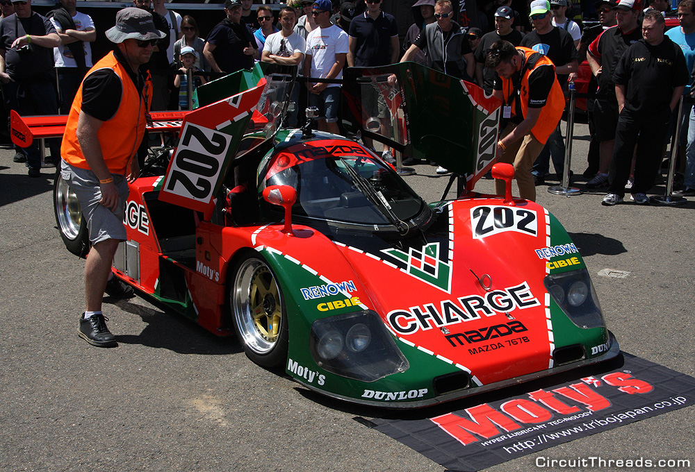 WTAC Mazda 767B