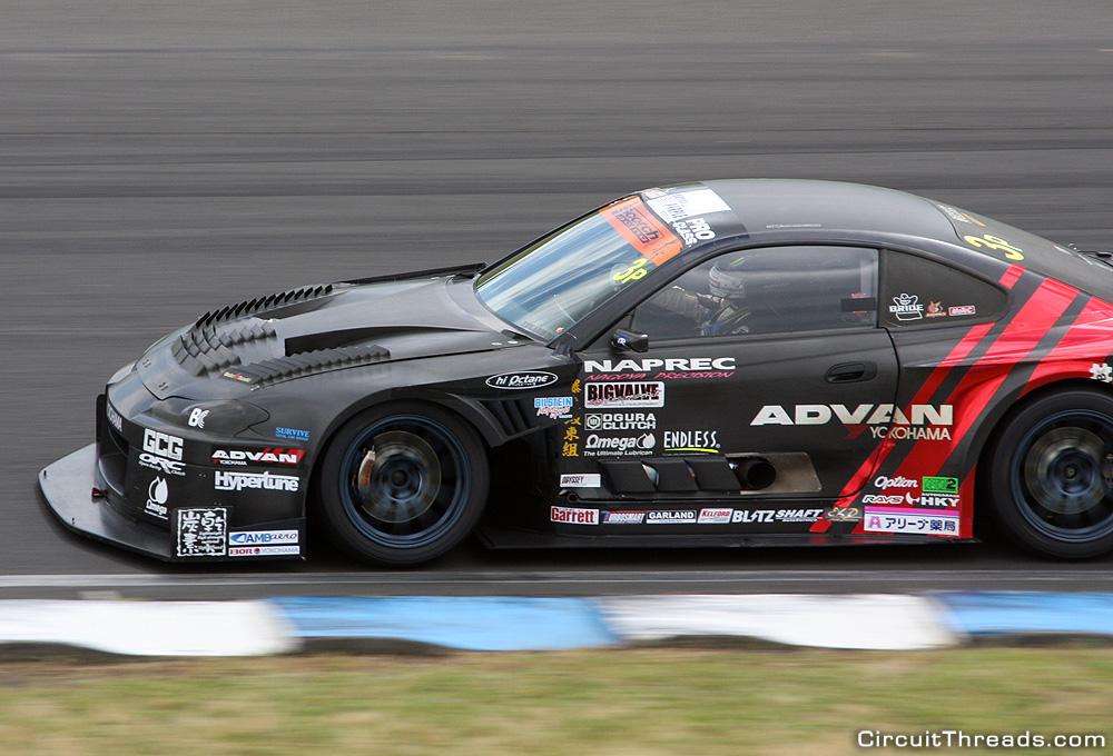 WTAC Under Suzuki S15