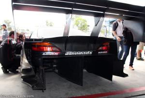 WTAC Under Suzuki S15 Rear
