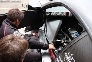 WTAC Under Suzuki Side Exhaust