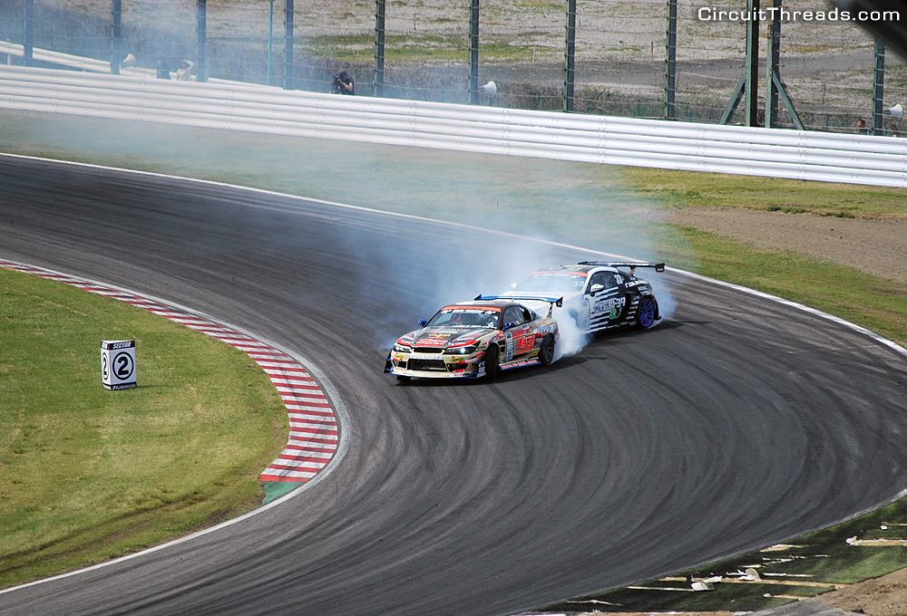 D1Gp_Rd2_Suzuka_Akinori_Utsumi_RC926_Nissan_S15_Drift