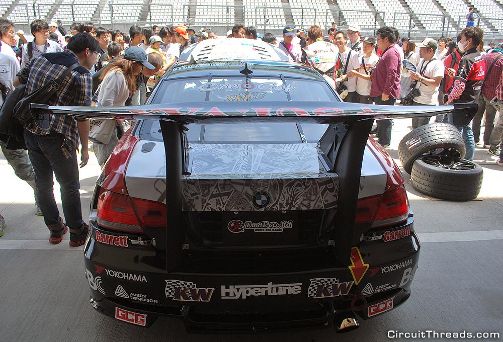 D1Gp_Rd2_Suzuka_Team_Vertex_BMW