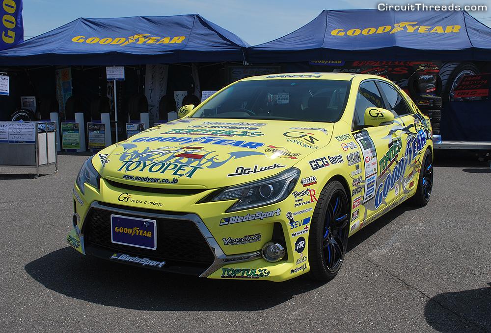 D1GP_Rd2_Suzuka_GoodYear_Toyota_MarkX