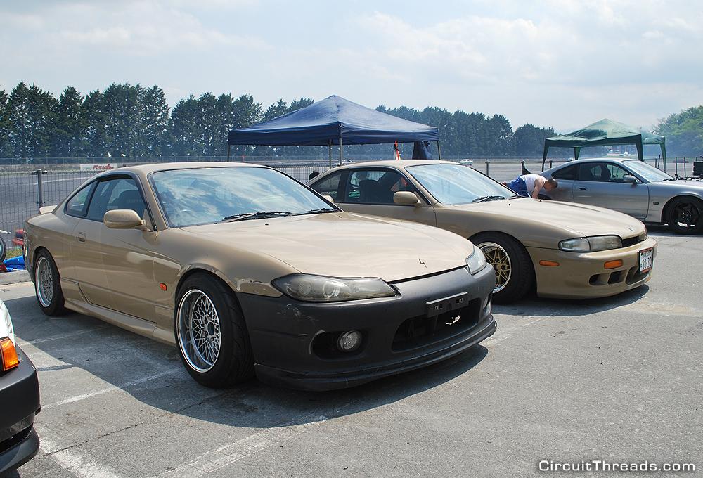 Fuji_Speedway_Beige_Nissan_S15