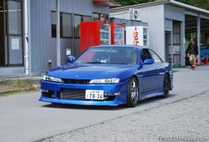 Fuji_Speedway_Nissan_S14_Kouki_