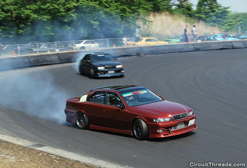 Fuji_Speedway_Toyota_Chaser_Drift