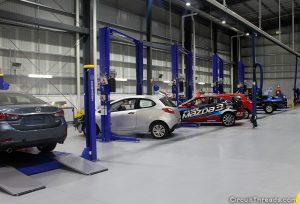 Mazda Australia Tour