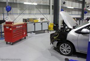 Mazda Australia Tour Garage