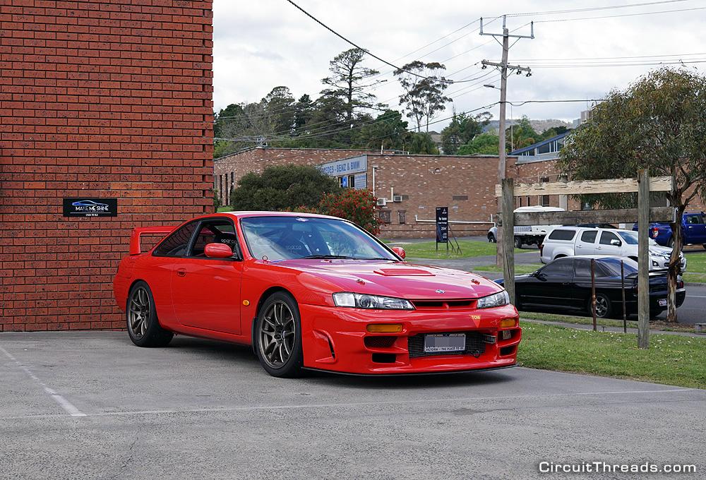 SAU Racepace Nissan S14 Kouki