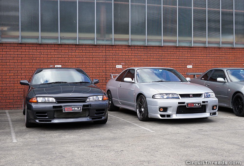 SAU Racepace Nissan R32 and R33